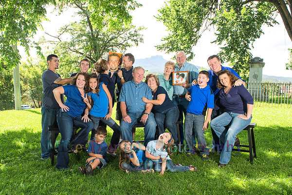 Toupal Family 45th Anniversary Reunion