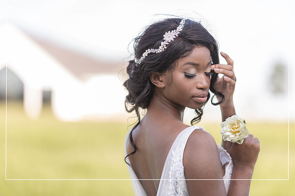 Beautiful Bridals at Deep In The Heart Farms