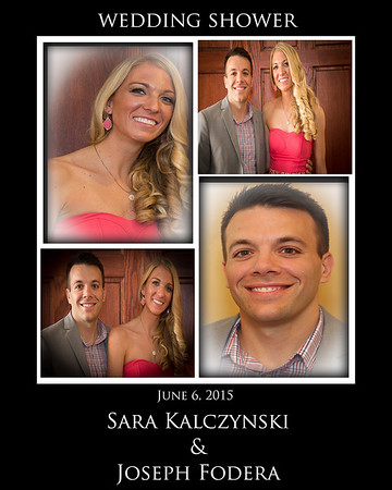 2015 JUNE-6-SARA KALCZYNSKI & JOE FODERA WEDDING SHOWER