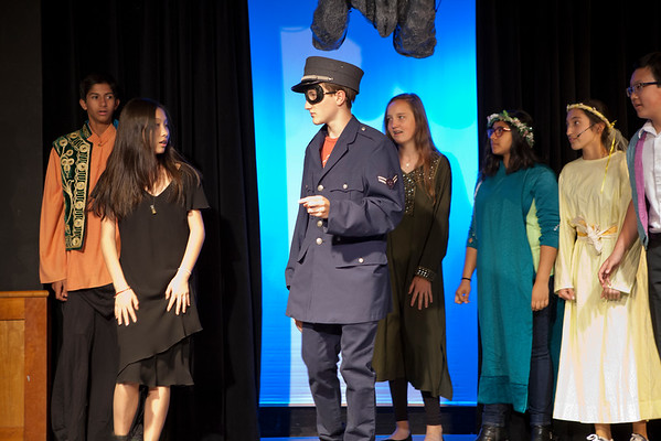 MS Musical Young Frankenstein 2016
