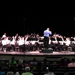 CSMS Band Pre-UIL Concert @ CSHS 04/07/2015