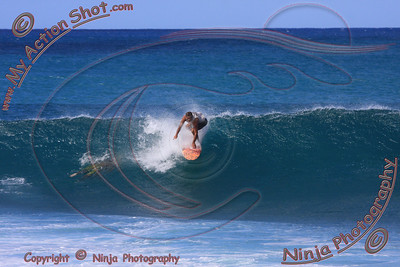 2008_11_07 - MARTY - Surfing Rocky Point, North Shore