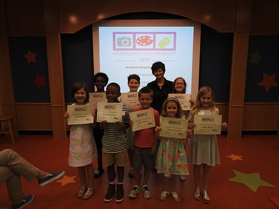 Greystone Elementary Young Artist Reception - May 2019