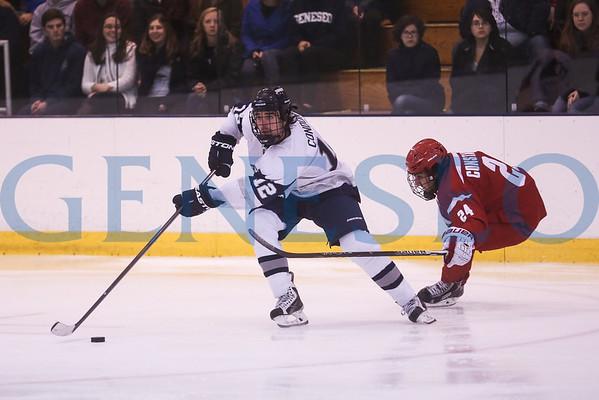 Men's Ice Hockey vs. Plattsburgh