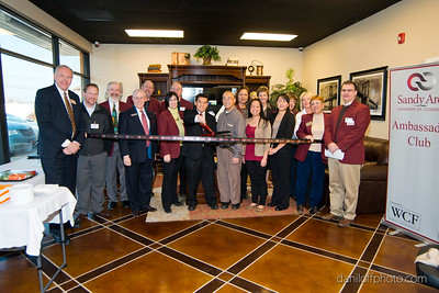 Safe Haven Secure Vaults - Ribbon  Cutting Ceremony - Sandy Area Chamber of Commerce