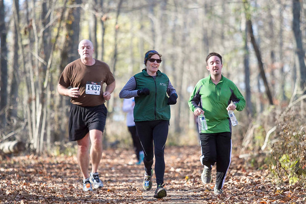 ORRRC Narrows 10k - November 2, 2014