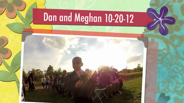 Dan and Meghan 10-20-12 Part 1