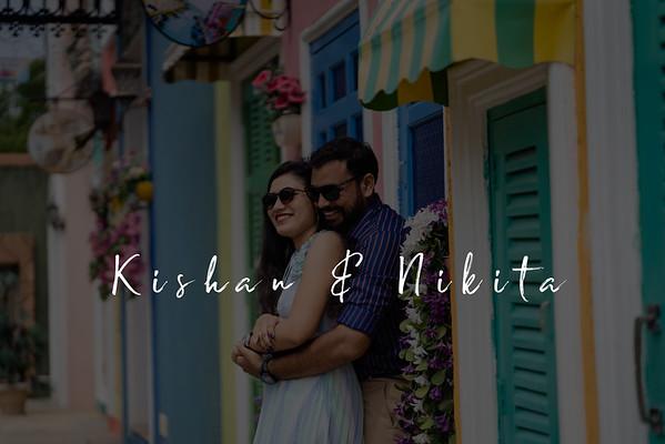 Kishan & Nikita