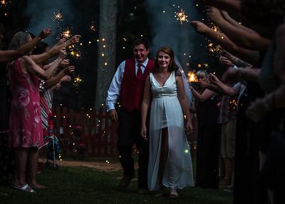 Steve and Heather Miller Wedding