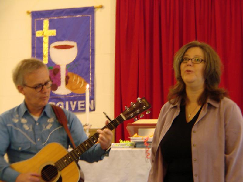 Park Street Christian Church Graduates 2009 May 008.jpg