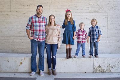 Hyde Family 2018