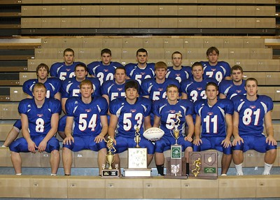 Liberty Benton Football 2008 State Final