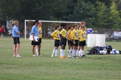 NTX ODP Soccer Sub-Regional Camp (6/14/2009)
