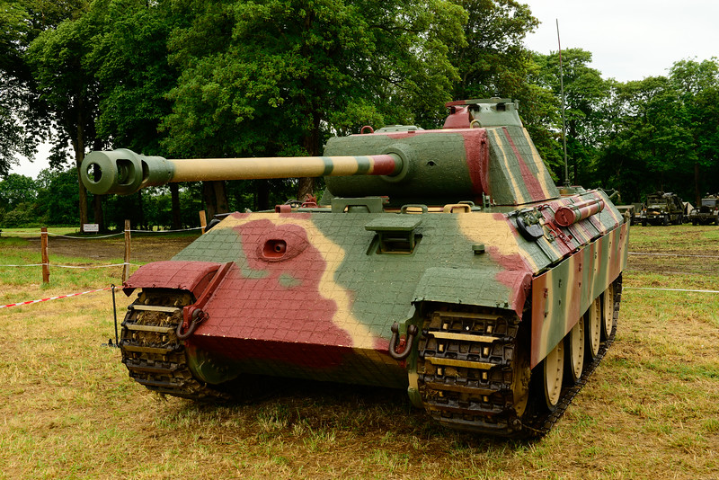 German Panther Late A Model