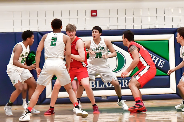 Playoff Game: Regis at Overland - Febuary 28 2018