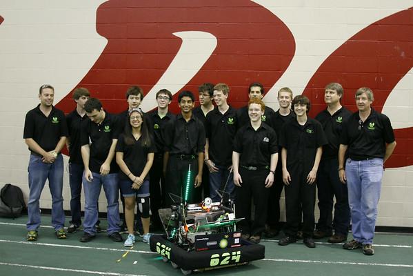 Indiana Robotics Invitational July 2013