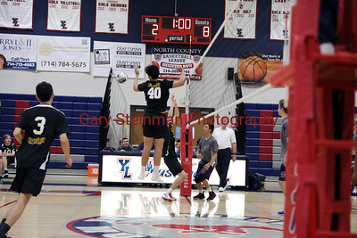 Foothill Frosh Boys Volleyball 02.28.19