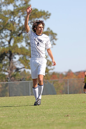 Justin Smith Berry Soccer 2011