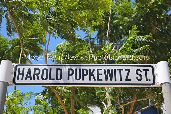 NAMIBIA, Windhoek. (Harold) Pupkewitz businesses etc. (2.2013)