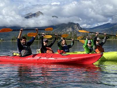 7/26 kayak tours