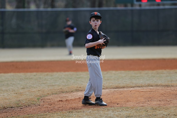2018 Spring East Marietta Little League