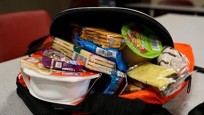 Food Bag Packing