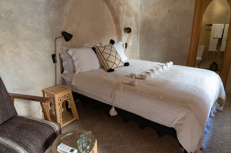 Riad BE room in Marrakech, Morocco