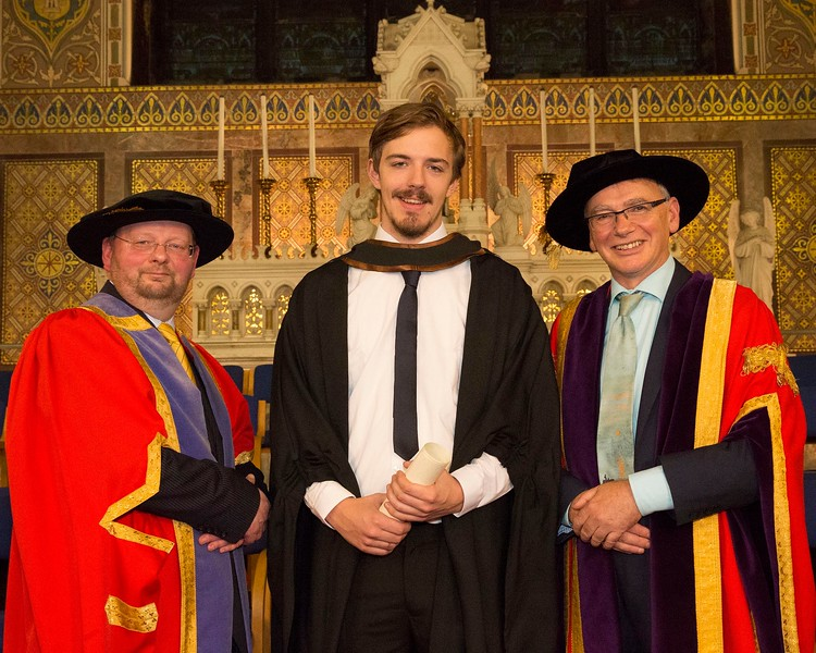 28/10/2015IMAGE FREE TO USE Waterford Institute of Technology (WIT) conferring. Photo; Mary Browne