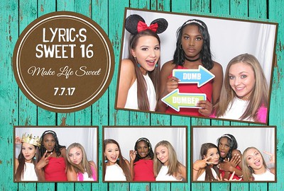 Lyric's Sweet 16