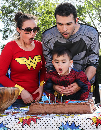 2016 - Sebastian's 3rd Birthday Party 04/23/16