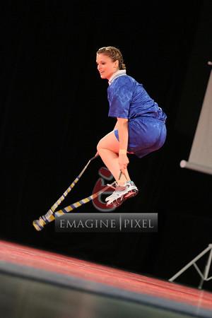 06/24 Sunday Female Single Rope Freestyle Heat 10-12
