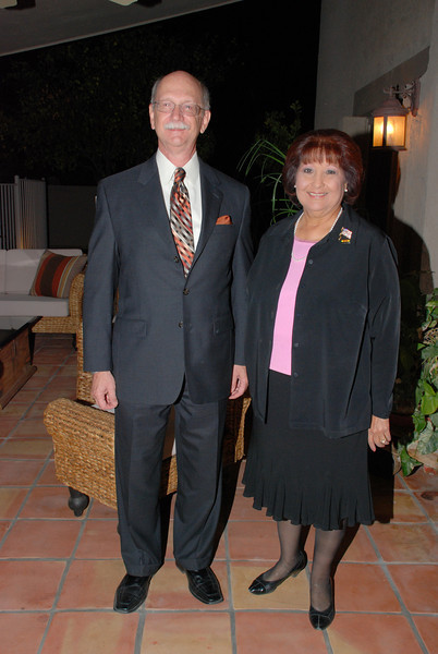 George Ertel and Rita Brock-Perini