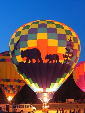 WRAL Balloon Fest 052315
