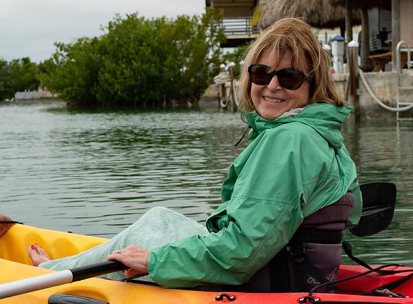 2019-1-25 Key West kayaking