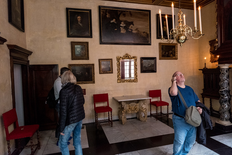 17th Century Rooms
