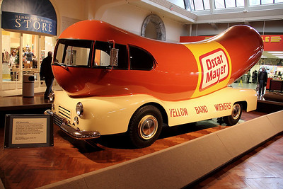 Henry Ford Museum, Dearborn, MI (Nov, 4 2012)