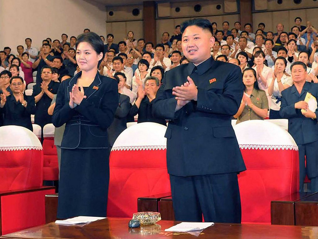 ". <p><b> North Korean leader Kim Jong Un showed a new tyrannical streak when he reportedly had one of his former girlfriends � </b> <p> A. Executed  <p> B. Cloned  <p> C. Stuffed  <p><b><a href=\'http://www.foxnews.com/world/2013/08/29/kim-jong-un-ex-girlfriend-reportedly-executed-by-firing-squad/\' target=""_blank\"">HUH?</a></b> <p>    (KNS/AFP/GettyImages)"