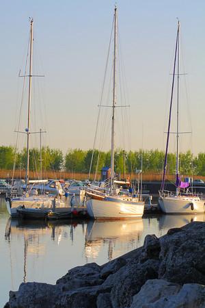 Pleasure Boats & Marinas