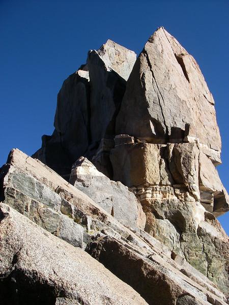North summit of Thunderbolt