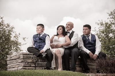 Rolando & Alma Dominguez Wedding