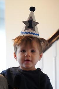 Christopher 1st Birthday