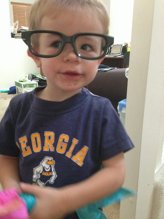 Glasses - Aug 14
