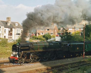 Sunny Coast Express 9-7-2005