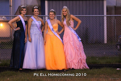 Pe Ell Homecoming 2010