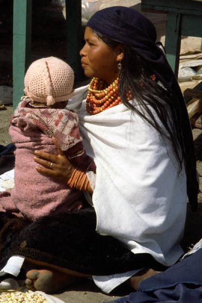 Otavalo, Peru 1979