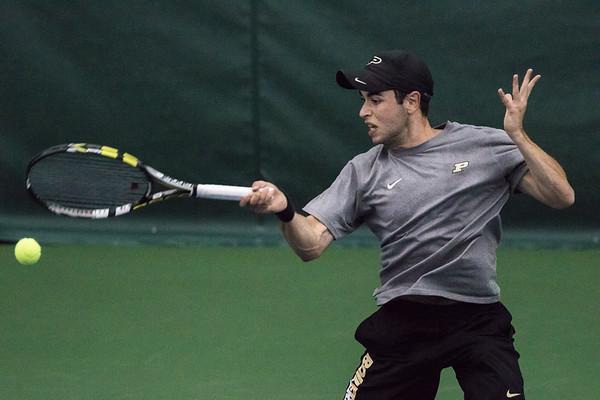 Purdue Men's Tennis Fall Invite 2015-9-26