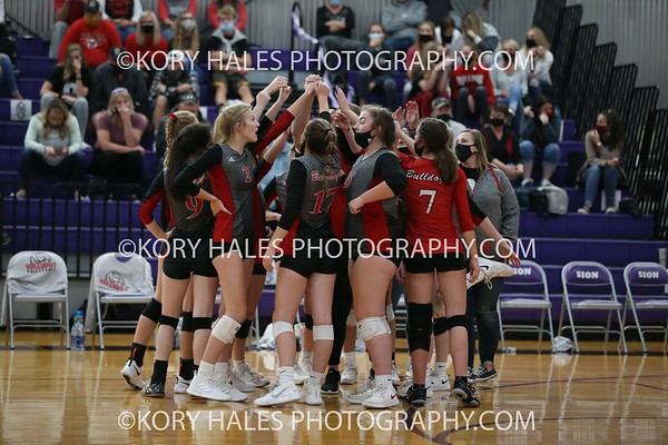 Varsity-Class 3 State Sectional-Odessa vs Maryville 10-31-20