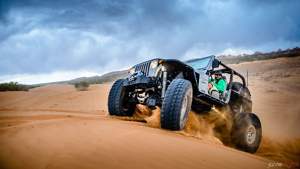 Jeeping in Moab Full