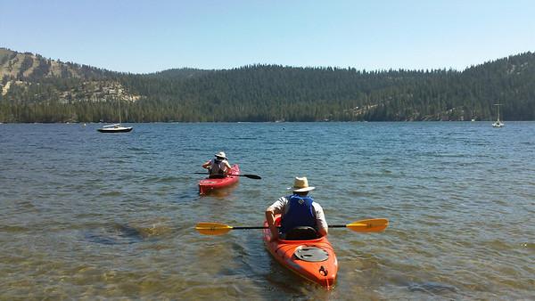 Huntington Lake 2012
