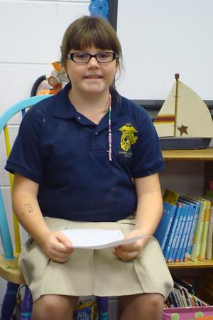 4th Grade Authors